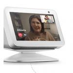 """Pantalla inteligente compacta de 5,5"""" con Alexa lista para ayudarte Realiza llamadas y videollamadas a amigos y familiares que tengan un dispositivo Echo compatible o la app Alexa, buenas opción para personas mayores en soledad con la situación del coronavirus."""