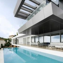 Proyecto Villa_contemporanea_Benahavis